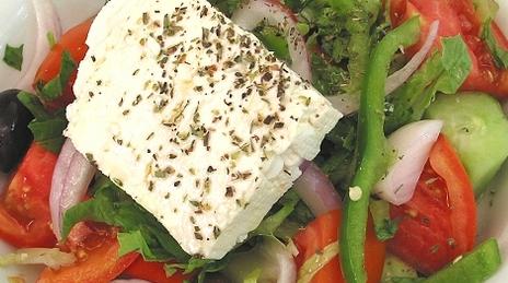 Choriatiki (Boeren salade)